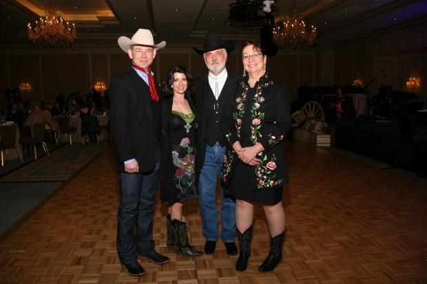 Jon Hagler, State Rep. Linda Black, Dennis Beard, Linda Martinez