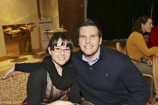 Lorraine Magney, Greg Kluesner