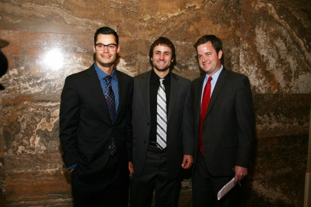 Joe Kelly, Pete Kozma, Tom Ackerman