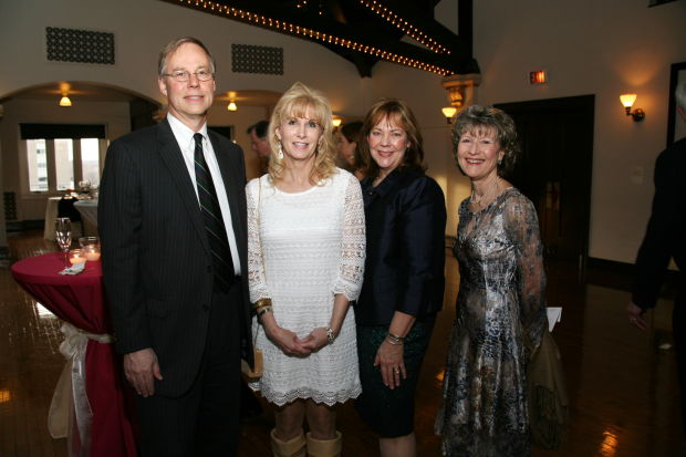 Greg and Jennifer Nelson, Sherry Moschner, Debbie Miali