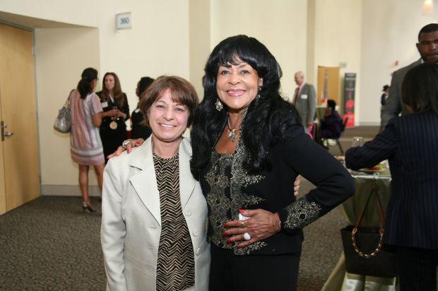 Nagwa Abdelghfour, Rev. Dr. Jackie Brock
