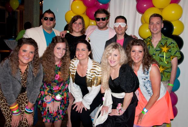 SLU Liver Center 80s Prom