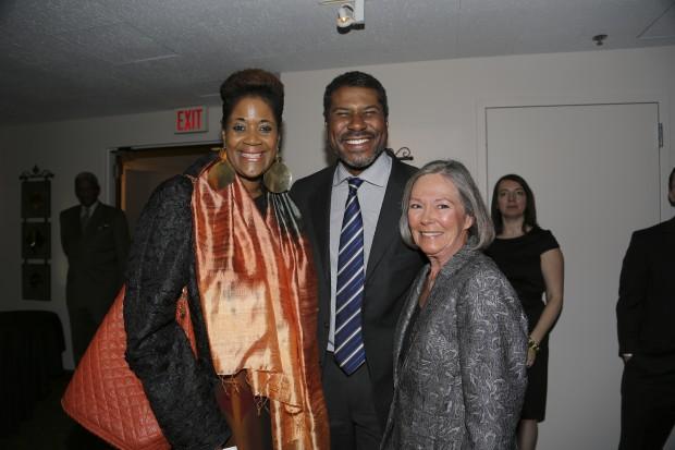 Denise Thimes, Gene Dobbs Bradford, Carol Voss