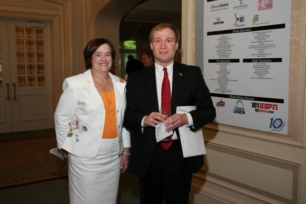 Angela Brennan, Peter Neidorff
