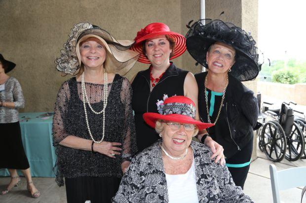 Margie Price, JoAnne Levy, Joan Fiala, Vickie Dankenbring