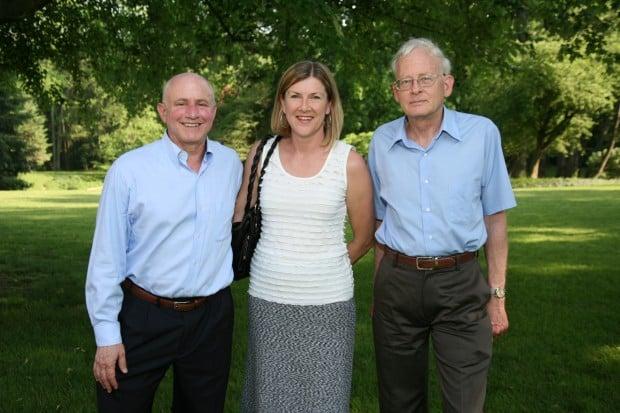 Bruce and Susan Spitz-Morrison, Henry Robertson