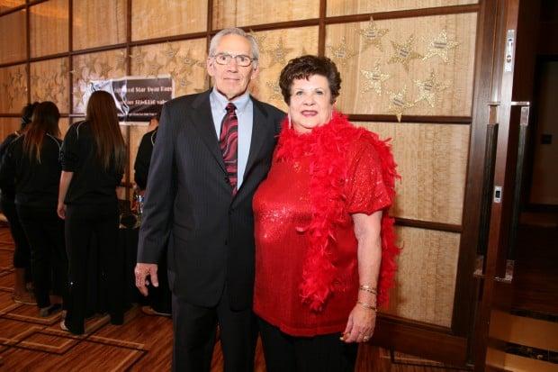 Roger and Judith Vogel
