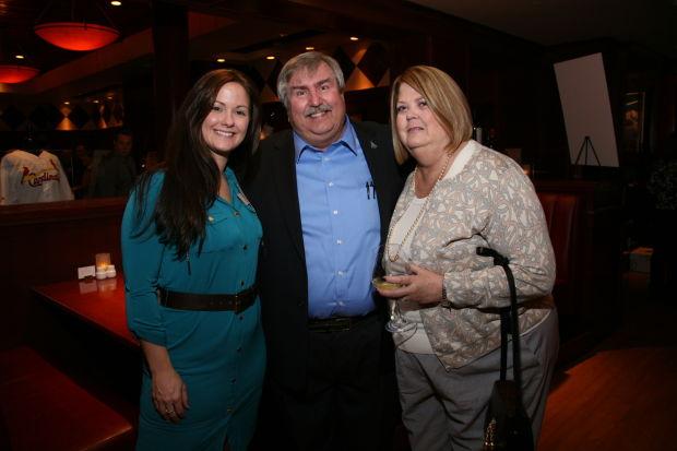 Erin Sullivan, Peter and Christy Gerenski