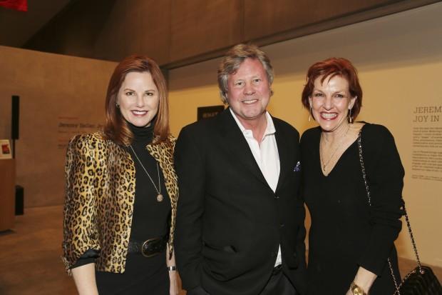 Pamela Albers, Terry Good, Glenda Klearman