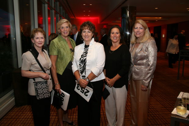 Lynn Fruend, Luanne Beumer, Susan Petersen, Linda Purcell, Scheree Fruend