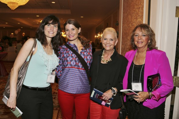 Julia Lilly, Cabanne Howard, Gayle Palmer, Judy Wickline