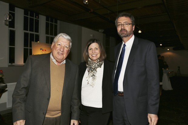 Tom Hillmeyer, Lisa and George Suggs