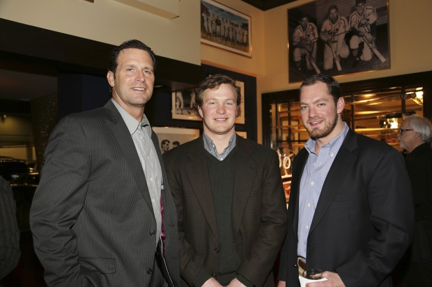 Mike Matheny, James Schwetye, Will Rassieur