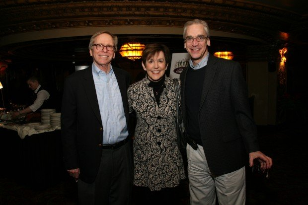 Roger Goldman, Stephanie Riven, Joe Dreyer
