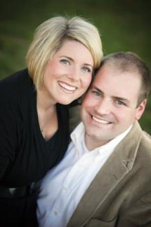Nicole Hunt and Steven Tessier