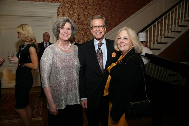 Mary Steinau, David Diener, Ann Wells