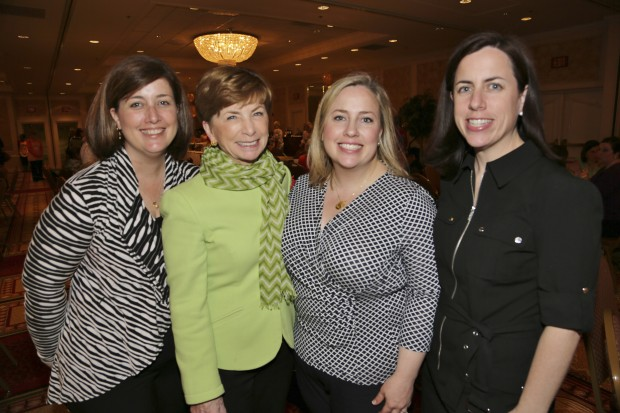 Mary Ellen Stephens, Sally Roth, Katie Wools, Carolyn Feltner