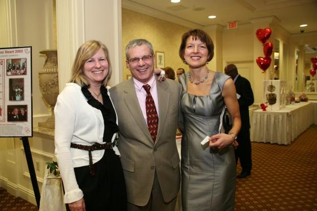 Kathy and George Satkowski, Amy Mackowiak