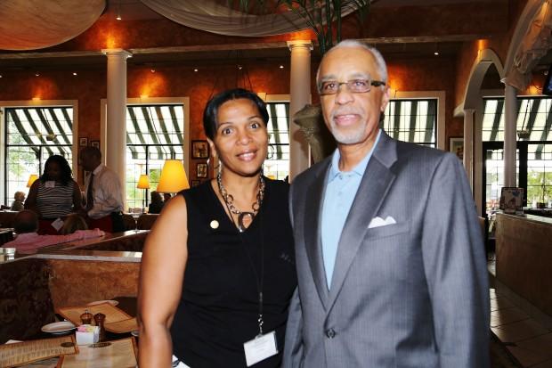 Patricia Washington, Michael Jones