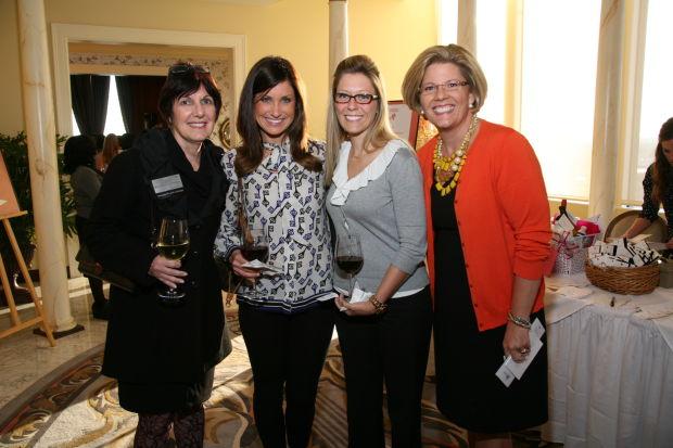 Mary Kay Schumacher, Lindsey Bray, Sarah LaRocca, Susan Conrad