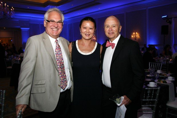 Dr. Steve Goodrich, Myra and Dr. Bill Hart