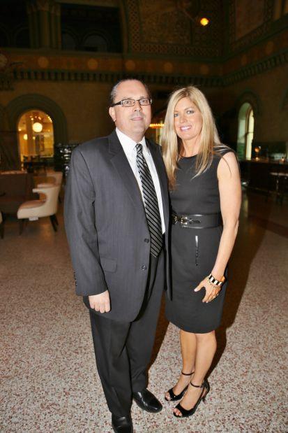 Tim and Jennifer Cooper general manager