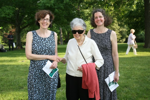 Mary Green, Louise Green, Kathleen Henry