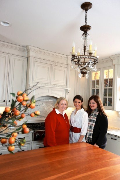 Junior League Kitchen Tour