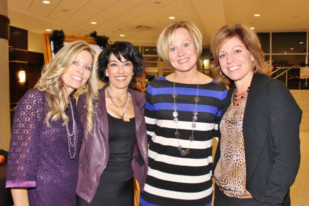 Terry Trunko, Lisa Rodriguez, Tracie Hendricks, Donna Pleus