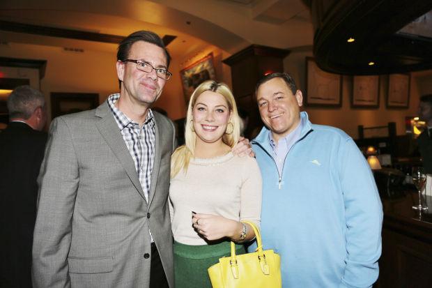 Patrick Lynn, Megan Shackelford, Scott Faughn