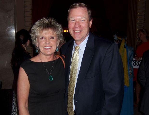 Karen and Tom Beck
