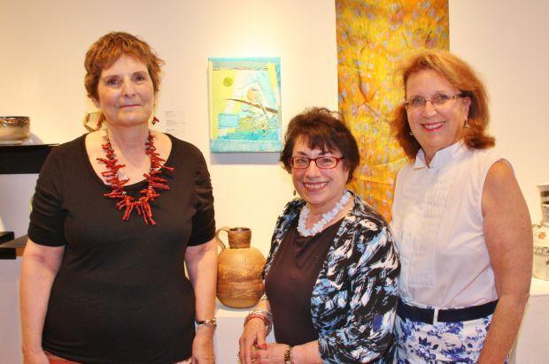 Helene Gottesmann, Arlen Chaleff, Carole Levin