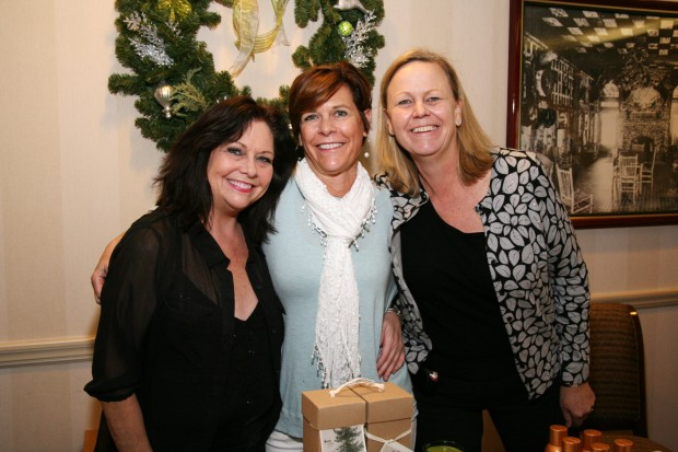 Janet Reid, Michelle Adcock, Vickie Jeude