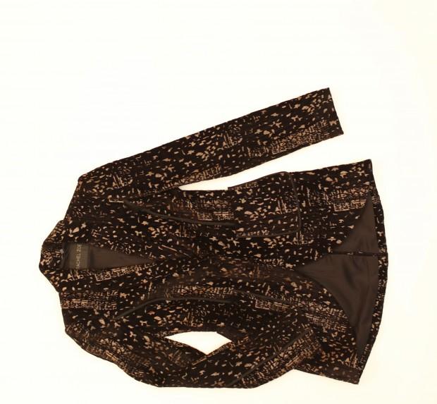 Look 6 Rachel Zoe velvet blazer, $TK, Neiman Marcus