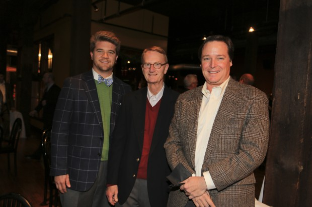 Zach Smith, Tim Vowels, Dan Fraser