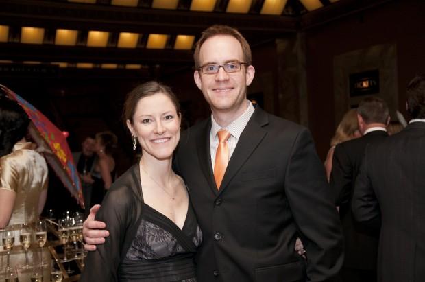 Dr. Amy Riek, Brad Ornstein