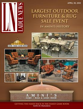 Amini's Home Rugs & Game Room