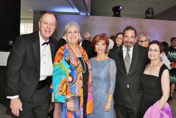 Mark Botterman, Donna Moog, Ramsey Botterman, Karen Levy, Mont Levy