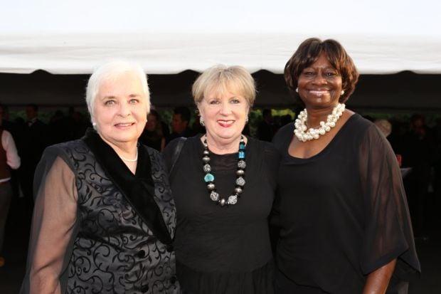 Debbie Podgorski, Susan Block, Barbara Turkington