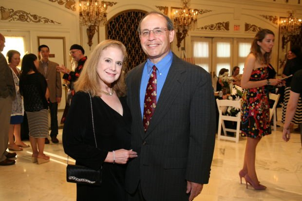 Barbara and Michael Schuman