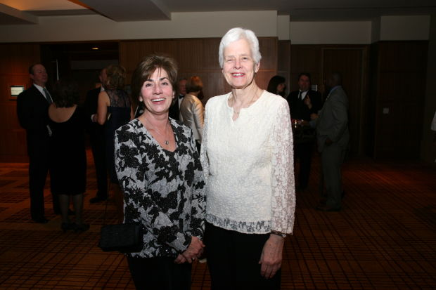 Sue Larson, Pam McIntyre