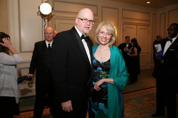 John and Jill Clayton