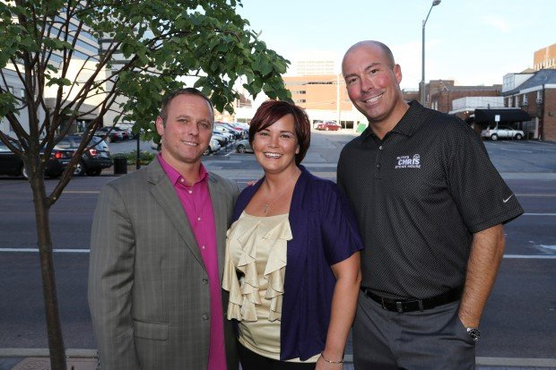 Sladan Stanisic, Brandy Stanisic, Jeff Dill