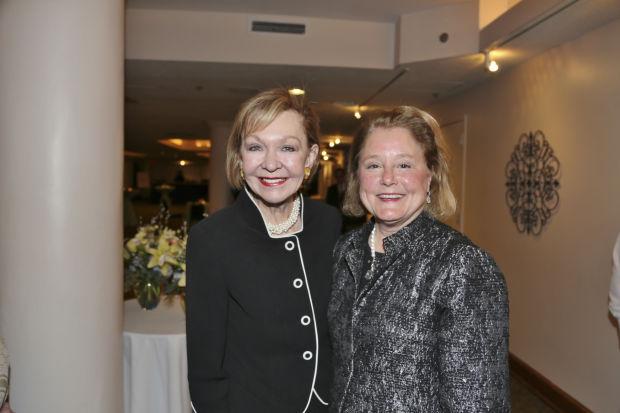 Donna Wilkinson, Patty Arnold