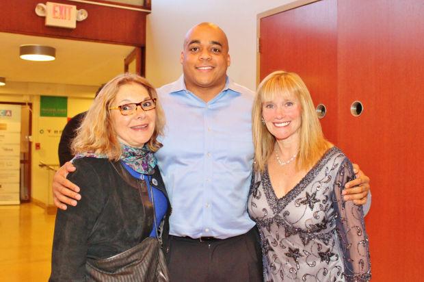 Linda Stark, Kirby Mack, Deborah Sharn