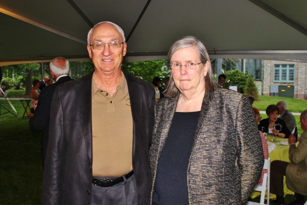 Rex and Jeanne Sinquefield (Sinquefield Charitable Foundation)