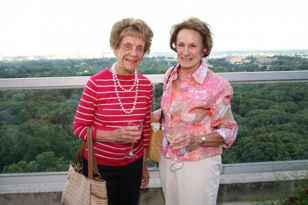 Shirley Wadleigh, Jackie Heitland