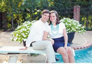 Caroline Sivewright and Glenn Warren Jr.
