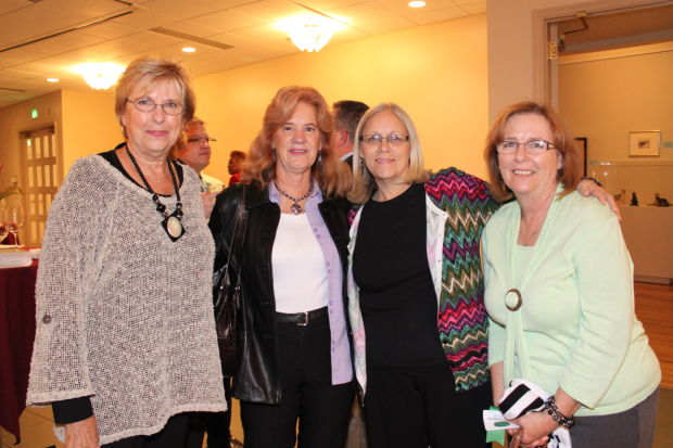 Myrna Land, Cindy Hunt, Karen Grubb, Cathy Christensen