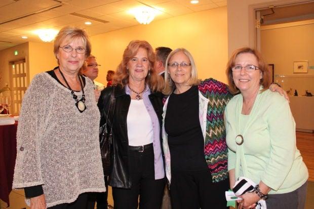 Myrna Land, Cindy Hunt, Karen Grubb, Cathy Christensen